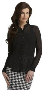 kardashian-kollection-button-down-shirt-877575