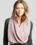 Fraas Metallic Loop Scarf On Sale $47.60