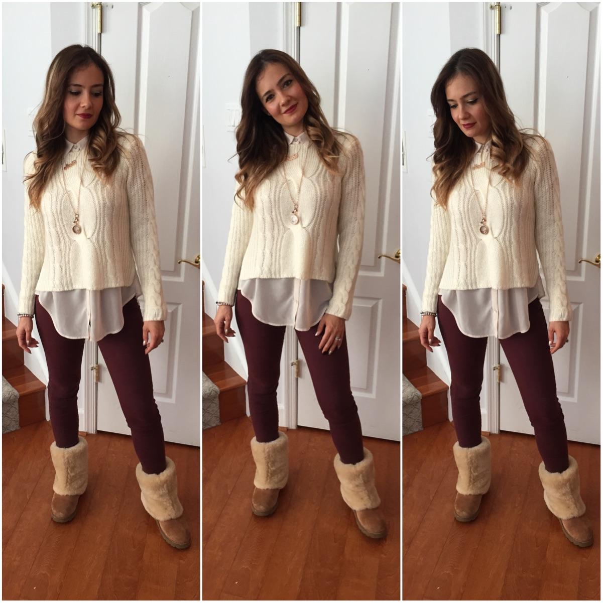 Cropped Sweater Chronicles – Masha Gabriella